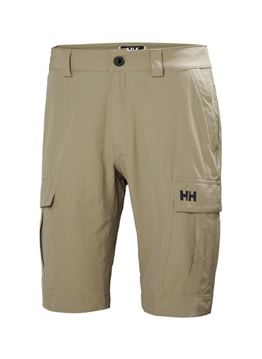 Helly Hansen Helly Hansen Qd Cargo Shorts Erkek Şort Haki